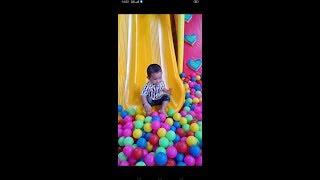 Những trò chơi bổ ích cho bé/ một ngày vui chơi của bé Đăng Khoa