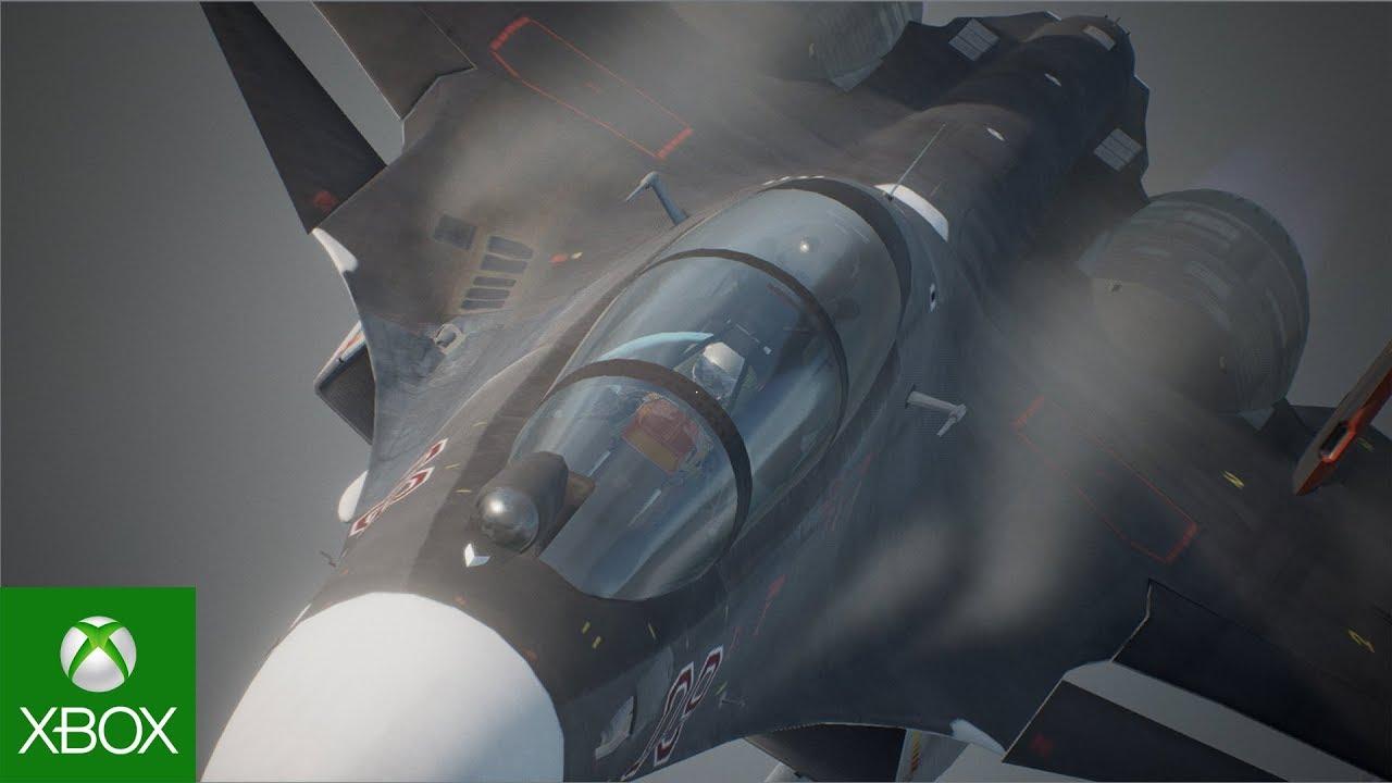 Ace Combat 7: E3 Trailer