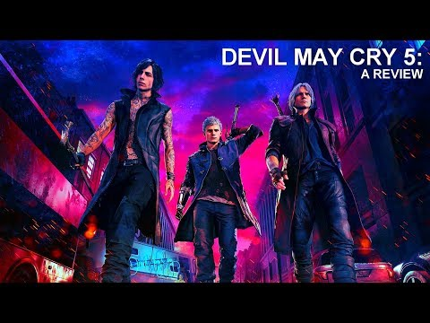 A Review of Devil May Cry 5