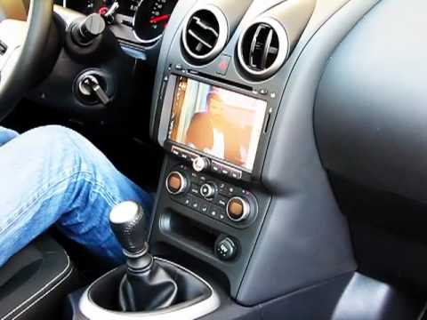 For X 7171 Nissan Qashqai Multimedia Navigasyon
