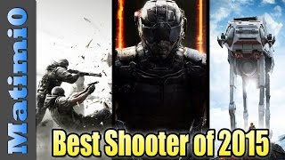 Best First Person Shooter of 2015 - PC Edition