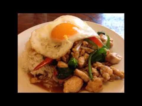世界の食べ物シリーズ 画像投稿 東南アジア編  タイ 料理 Thailand food