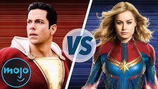 Marvel vs DC: Who Will Reign Supreme In 2019?