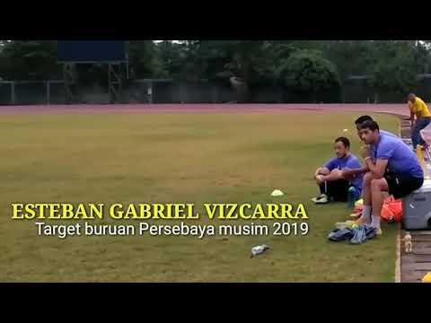 Skill & Gol Vizcarra Dinilai Pelatih Persebaya yang Terbaik