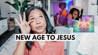 From New Age to Jesus | My Testimony