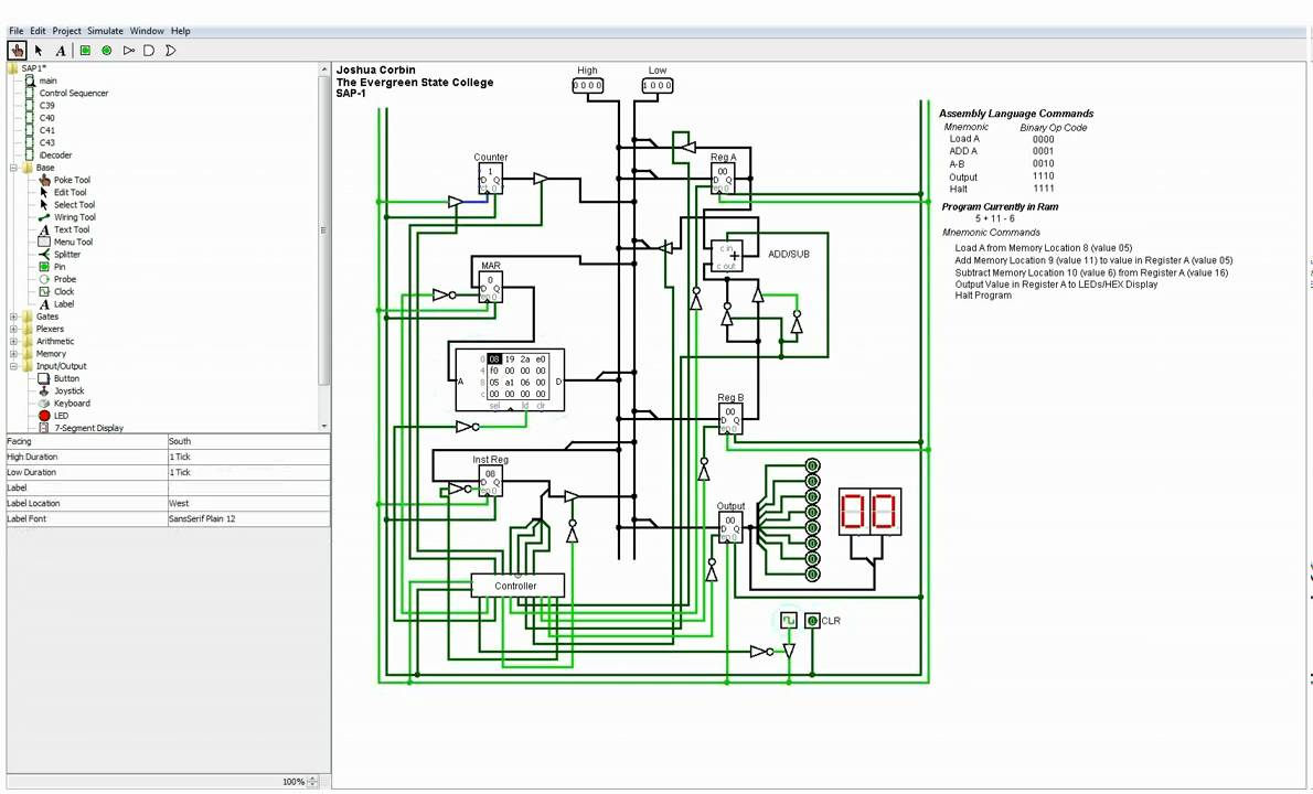 Sap 1 Circuit Diagram - Enthusiast Wiring Diagrams •