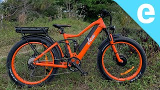 32 MPH Super Monarch AWD E-Bike review