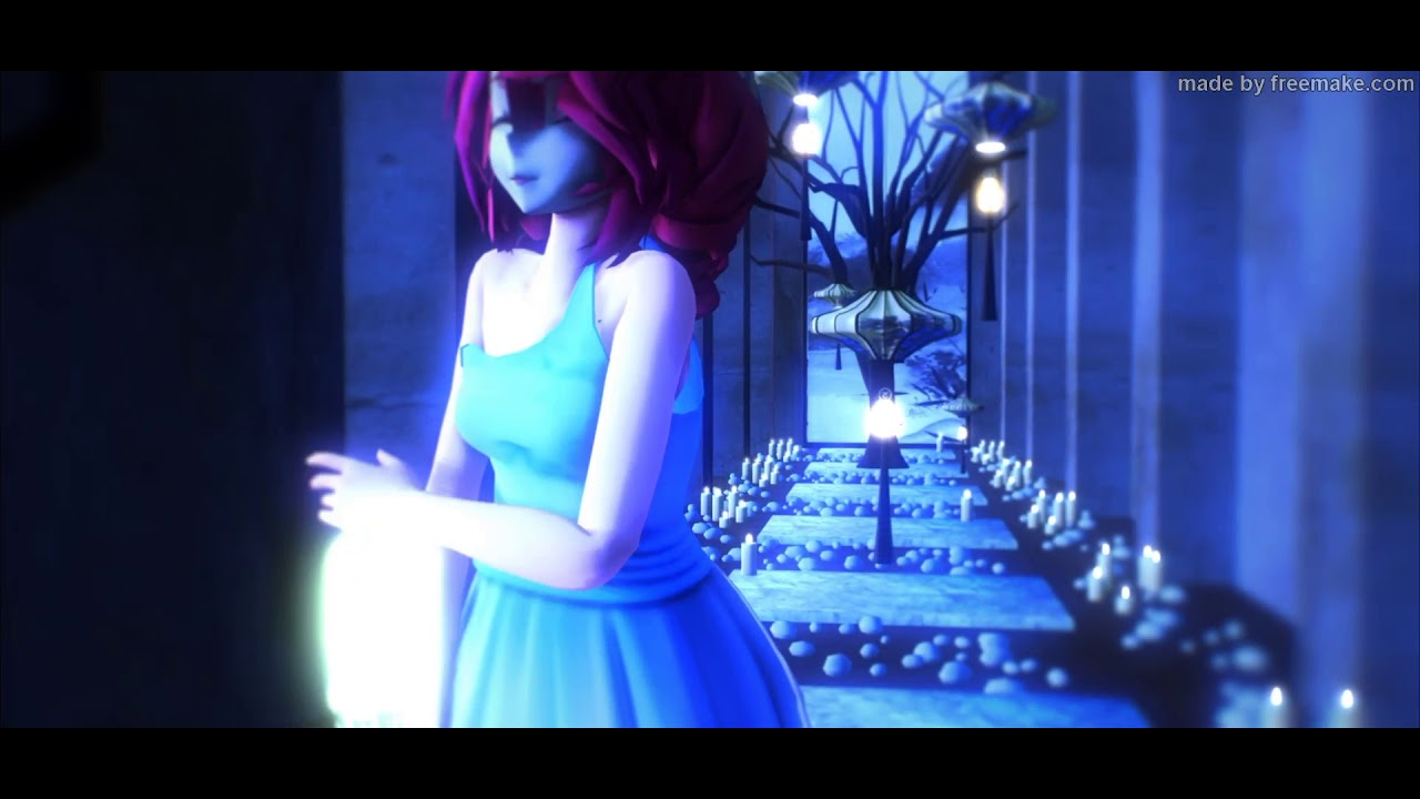 ||MMD x Model Pack DL|| Everything Stay ||Bonnix Coraline Party Clothes||