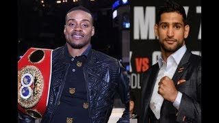 ERROL SPENCE FANS DONT BELIEVE HE CAN BEAT AMIR KHAN OR TERENCE CRAWFORD