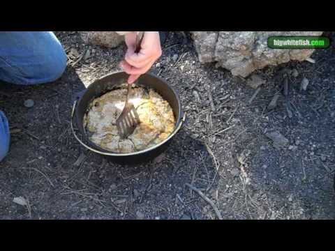 How To Cook Apple Cobbler In A Dutch Oven