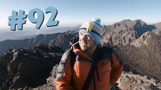 #92 Przez Świat na Fazie - Góry Atlas | Tubkal 4167 m n.p.m. | Maroko