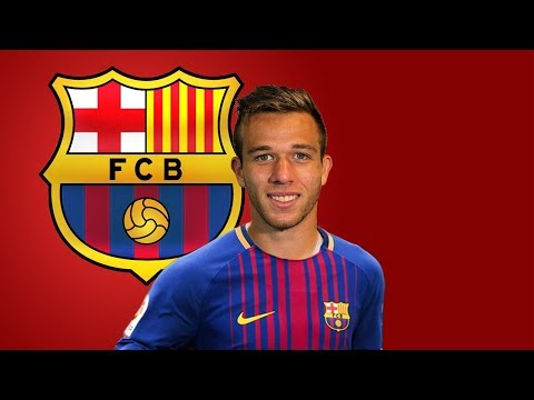 Arthur ● Welcome to Barcelona 2018 ● Skills, Passes, Interceptions & Goals 🇧🇷🔥