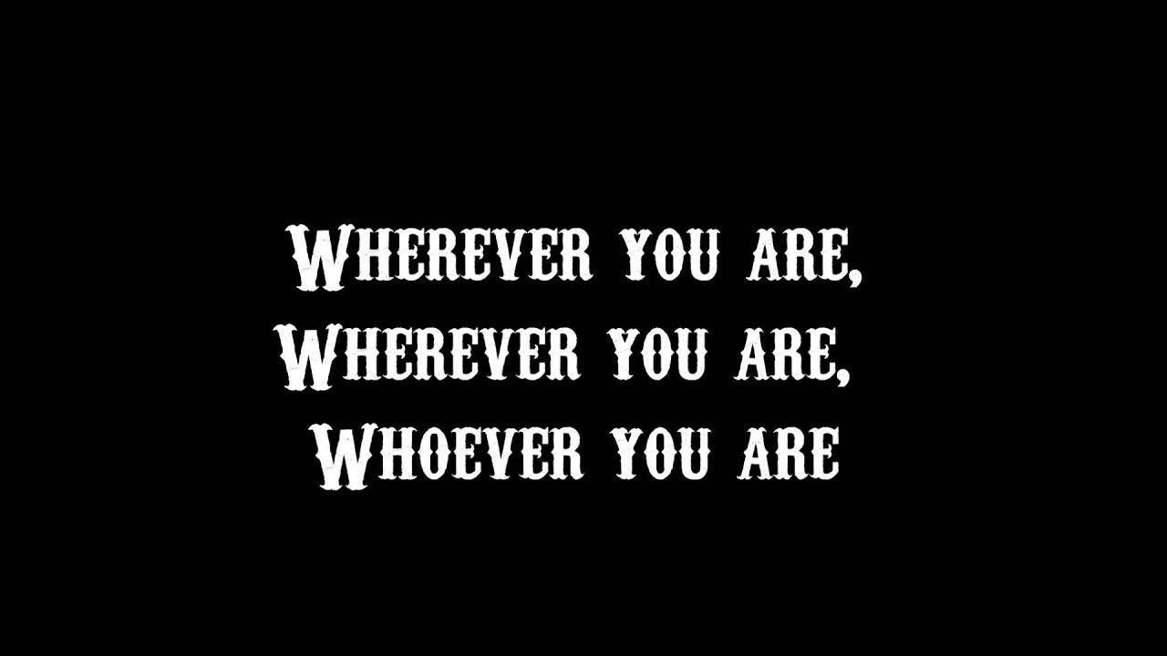 My Chemical Romance - Boy Division lyrics (NEW SONG 2012) (HD) - YouTube