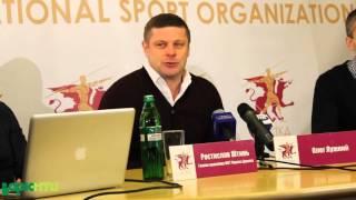 Лужний про футбольну школу у Львові Video