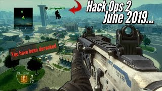 My Monthly Visit Back To Black Ops 2 June 2019...