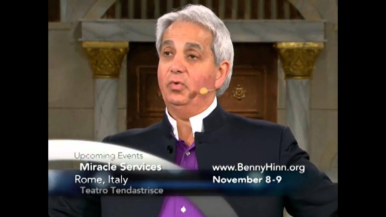 Download Benny Hinn - The Power of Prayer, Part 2