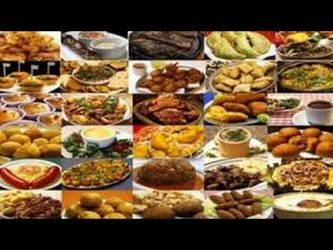 أشهر الأكلات العربية في رمضان Youtube