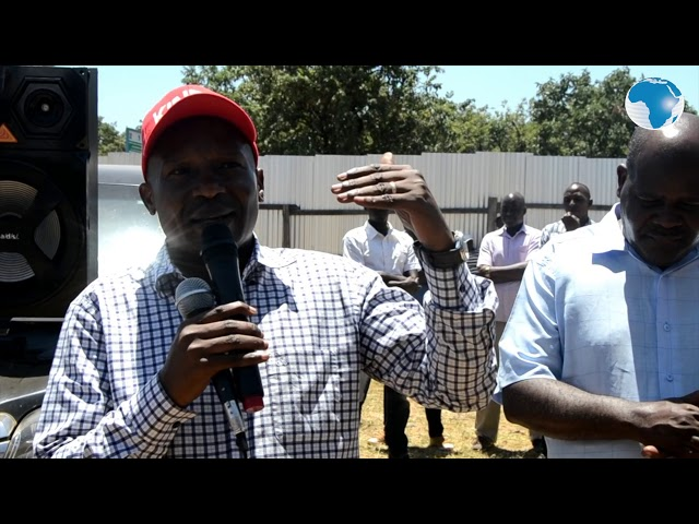 Kithure Kindiki assures Kenyans of victory in the case filed by Somalia over the maritime border