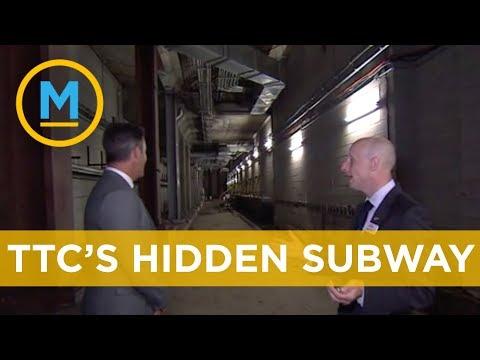 Inside Toronto's hidden subway stations   Your Morning