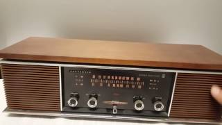 Panasonic RE-7300A FM-AM-FM Table Top Stereo Radio