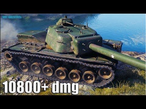 ЛБЗ Крупный калибр ✅ World of Tanks T110E4 лучший бой