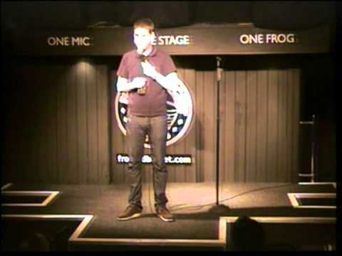 Ste Porter Liverpool Comedian
