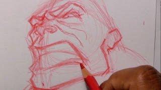 How To Draw Hulk