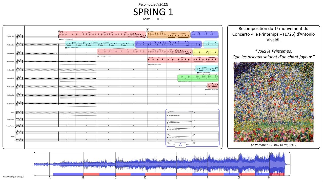 Spring 1 Vivaldi Recomposed Max Richter Analyse Youtube