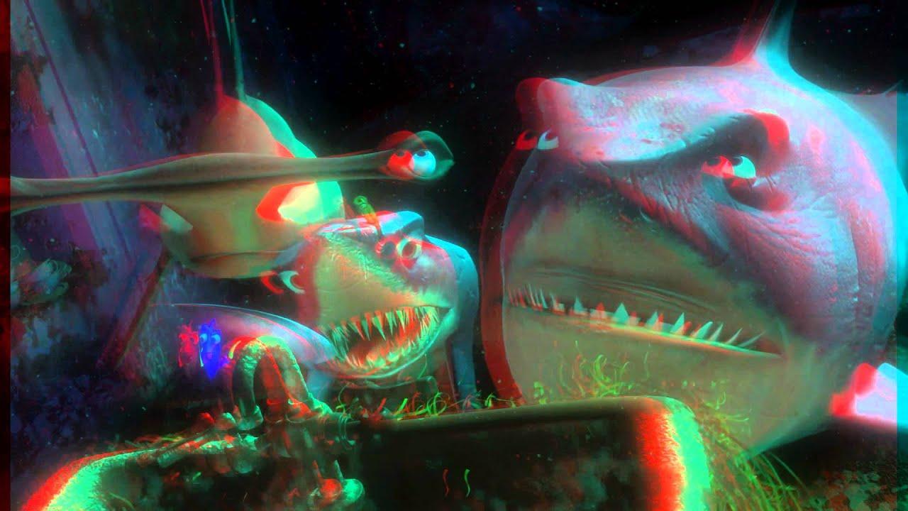 Red Star 3d Wallpaper Finding Nemo 3d Trailer In 3d Youtube