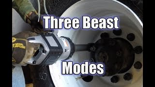 "Best 1"" Heavy Duty Air Impact Wrench | Ingersoll Rand 285B-6"