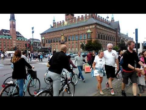 City Hall Square Copenhagen