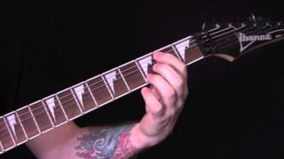As I Die Guitar Tutorial by Paradise Lost