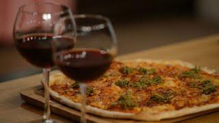 Песня грузинской кухни  Вып  13   Хаши  Соко кецзе  Пицца
