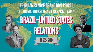 All you need to know about U.S.-BRAZIL relations