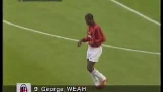 Channel 4 Football Italia Live 1995 96 Lazio v Milan_Peter Brackley