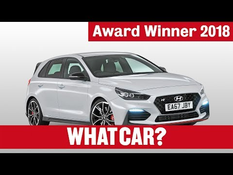 Hyundai i30N why it s our 2018 Hot Hatch of the Year 20,000 to 30,000 What Car Sponsored