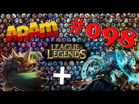 League Of Legends [#098] Aram-ADVENTURES mit mieser COMBO! :D