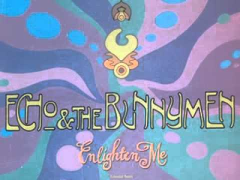 "Echo & The Bunnymen with Noel Burke ""Lady Don't Fall Backwards"""