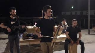Safa Tatoğlu - Oy Dalgalar Dalgalar ( Mudanya Sokak Müziği )