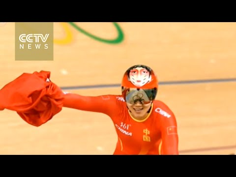 Rio 2016:China's great moments of glory