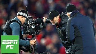 Where Jurgen Klopp ranks among best manager celebrations ever | ESPN FC