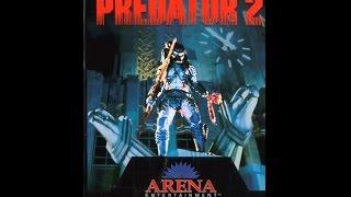 Predator 2 Прохождение (Sega Rus)