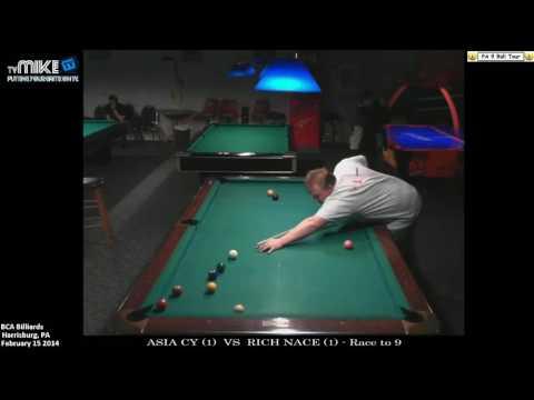 PA9BT - Asia Cy vs Rich Nace - S1E5 - 2/15/14