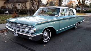 1963 Mercury Monterey Custom Sedan - Ross's Valley Auto Sales - Boise, Idaho