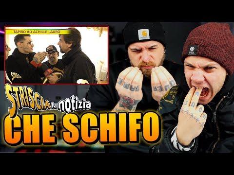 Striscia La Notizia, CHE SCHIFO! * Editoriale by Arcade Boyz