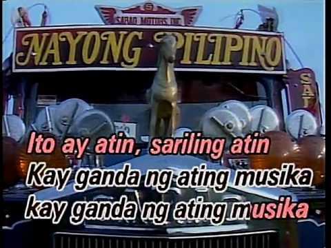 Kay Ganda Ng Ating Musika - Video Karaoke (DK) - Minus One