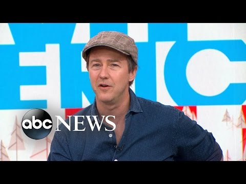 Collateral Beauty | Edward Norton Interview