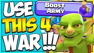 These Potions Will Make War Fun as a Rushed Player | Best Way to Use Power Potion in Clash of Clans