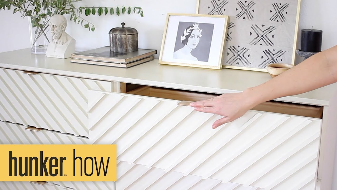 Transform a Humble IKEA Dresser Into a Gorgeous Bedroom
