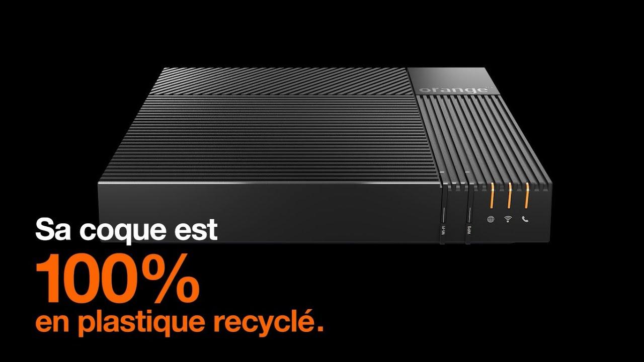 Recyclage des Livebox - Orange